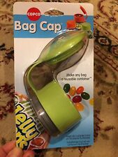 Copco Green Bag Cap Make Any Bag A Reusable Container 0962009 Medium