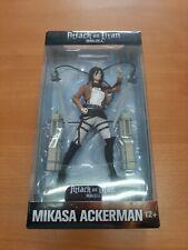 """Brand New Attack on Titan Mikasa Ackerman #18 McFarlane Toys Figure 7"""""""