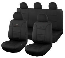 Neoprene Seat Covers for Toyota HILUX Dual CAB Sr5 SR 2rows 07/2015- on Black