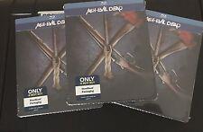 Ash vs Evil Dead: Season 2 (Blu-ray) SteelBook New Sealed