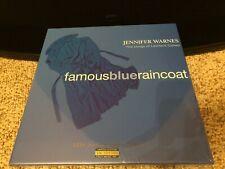 Jennifer Warnes Famous B.R. 3 X 45 rpm, 24 pg. booklet, CLP 7060-45 Numbered  SS