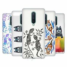 Official Cat Coquillette Animals 2 Soft Gel Case For Google Oneplus Phones