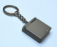 2002 Nintendo Game Boy Gameboy  Advance SP Extremely Rare Promo Metal Keychain