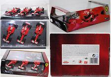 Hot Wheels B7022 Ferrari Formel 1 Set, OVP
