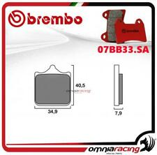 Brembo SA - fritté avant plaquettes frein Norton Commando cafe racer 961 2011>