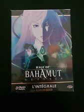 Coffret DVD manga : Rage of Bahamut - Genesis - Intégrale - Edition Gold