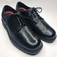 Rockport Men's Size 8.5 Margin Oxford Black  Excellent Condition