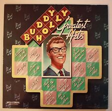 Buddy Holly - Greatest Hits - Peggy Sue, Listen to Me, Raining in my Heart LP