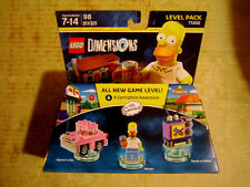 1 LEGO DIMENSIONS HOMER SIMPSON LEVEL PACK 71202