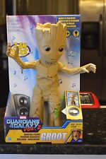 New Electronic Dancing I Am Groot Figure Marvel Guardians of the Galaxy Vol. 2