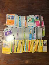 Random Pokemon TCG Cards Non-holo Common Uncommon Rare - 242 Jap & 158 Eng NM/M