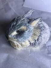 Pottery Barn Bottlebrush Bottle Brush Bunny Rabbit Mini