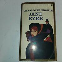 Vintage 1960 Jane Eyre Charlotte Bronte Paperback (A Signet Classic)