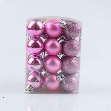 Weihnachtskugeln Pink.Weihnachtskugeln Pink Günstig Kaufen Ebay