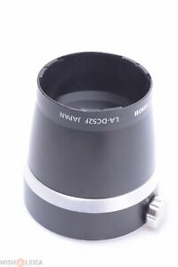 ✅ CANON LA-DC52F CAMERA TO LENS AND TO TELESCOPE ADAPTER?