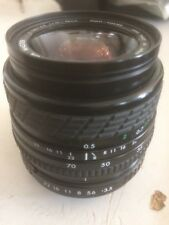Signa zoom master 3.5-4.5 Objectif 35-70 mm