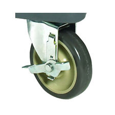 Winco Ift-C5B, 5-Inch Caster with Brakes for Lft-2