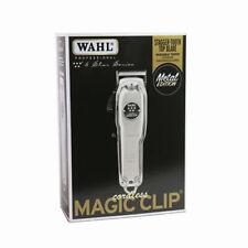 Wahl 8509 Magic Clip Metal Edition Cordless Clipper