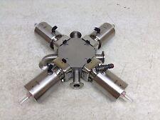 SED 495S-18-23-30-44-56-4C/63 4 Way Diaphragm Valve Size 1.00 1