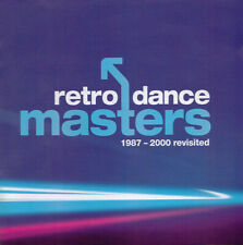 RETRO DANCE MASTERS 1987 - 2000 REVISITED - 2 X CD - OLD SKOOL. MOBY THE PRODIGY