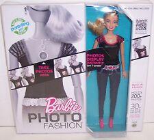 New! 2012 Barbie Photo Fashion Doll {2945}