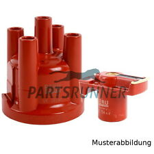 Zündverteilerkappe + Zündverteilerläufer - Finger Verteilerkappe BERU
