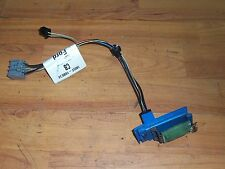 00 01 02 03 04 FORD FOCUS  HEATER BLOWER RESISTOR W/ WIRE HARNESS 1M5T-18B604-CB
