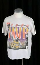 Vintage 1989 Magic Johnson Mvp T-Shirt , Lakers, Basketball, Nike, Hip Hop
