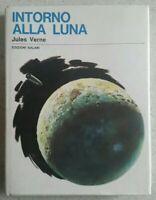 # JULES VERNE - INTORNO ALLA LUNA - I GRANDI LIBRI SALANI - N°43 - 1969 - BELLO!