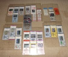 (Group of 28) Assorted 1990s NASCAR RACING TICKET STUBS (Charlotte & Rockingham)