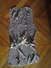 Tunique taupe COP COPINE  Taille 2 NEUF
