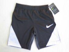 Nike Little Boys' Colorblocked Black Shorts - Size 5 - NWT - MSRP$24.00