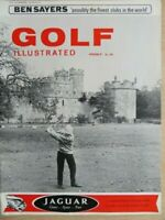 Maxstoke Park Golf Club & Castle: Golf Illustrated Magazine 1967