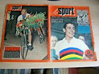 RIVISTA=LO SPORT=N°36 1953=Fausto Coppi Campione del Mondo=Filippi mondiale dil.