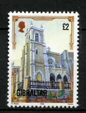 Gibraltar 1993 SG#706a £2 Architectural Heritage MNH #A58909