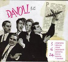 Djavoli BOX 3 CD Croatia Best Hit Hrvatska Bambina Ostani uz mene Bla Kadilak