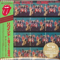 ROLLING STONES-REWIND-JAPAN MINI LP SHM-CD Ltd/Ed G00