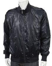 Review windbreaker jacket - size XL - shiny nylon - wetlook - glanz