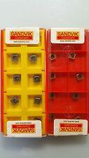 Sandvik Wendeplatten 880-03 03 05H-C-LM 1044+880-03 03 W05H-P-GM 4044  NEU