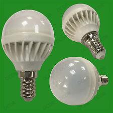 X 25 5W E14 Allumage Instantané LED 6500K Lumière jour Blanc Mini Globe SES
