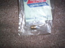Vintage Snowmobile Yamaha GP SL SR carb Needle Valve Needle and Seat 824-14590