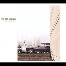 THE SEA AND CAKE - One Bedroom, 2002 Indie CD, Thrill Jockey, NEW