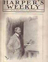 1903 Harper's Weekly February 7-Indianola MS;China;Mars