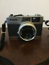Canon Canonet 28 Camera With 40mm Canon Lens 1:2.8