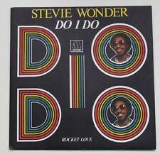 Stevie Wonder, do i do / rocket love, SP - 45 tours