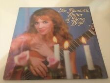 Liona Boyd The Romantic Guitar Vinyl LP Record silver eagle USA press NEW SEALED