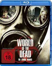 World of the Dead Blu-ray Horror Zombie Film NEU & OVP