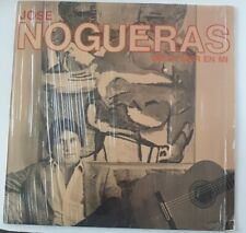 Jose Nogueras Vas A Vivir En MibMusica Estival Records VG+ LP #4273