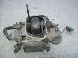 Throttle Body Manual Transmission Fits 94 95 Nissan Pickup Pathfinder OE OEM
