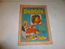DEBBIE Comic - Issue 114 - Date 19/04/1975 - UK Paper Comic